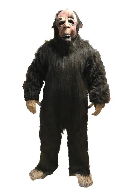 bigfoot sasquatch mascot costume for rent los angeles