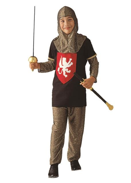 Medieval Knight Child Costume  sc 1 st  Adeleu0027s of Hollywood & Medieval Knight|Child Costume