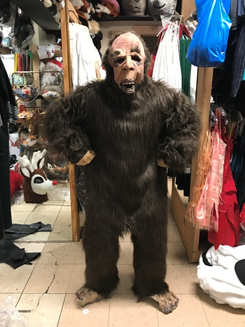 Bigfoot/Sasquatch | Mascot Costume