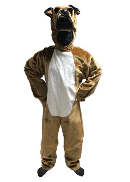 Open Faced Bulldog Mascot Costume For Rent  sc 1 st  Adeleu0027s of Hollywood & Bulldog|Open Faced Mascot Costume