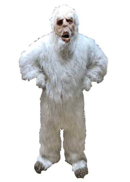 sc 1 st  Adeleu0027s of Hollywood & Yeti/Abominable Snowman|Mascot Costume