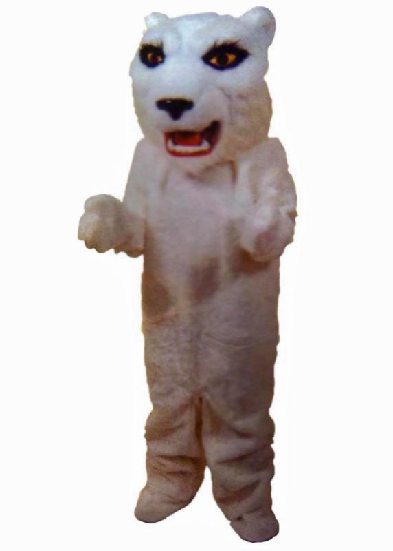sc 1 st  Adeleu0027s of Hollywood & White Tiger|Mascot Costume
