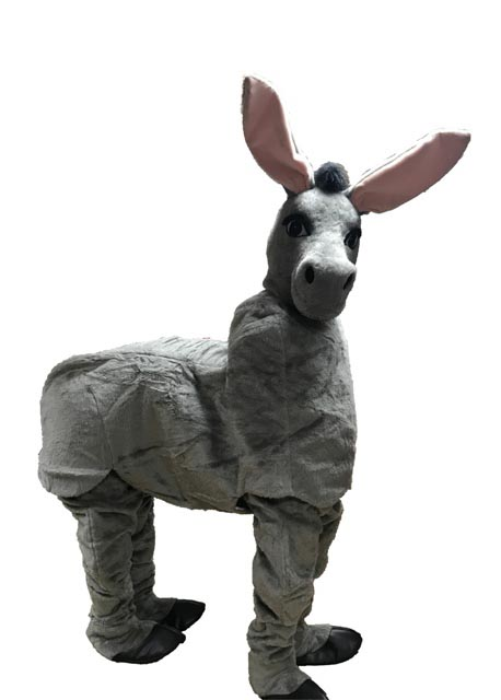 sc 1 st  Adeleu0027s of Hollywood & Two Person Donkey|Mascot Costume