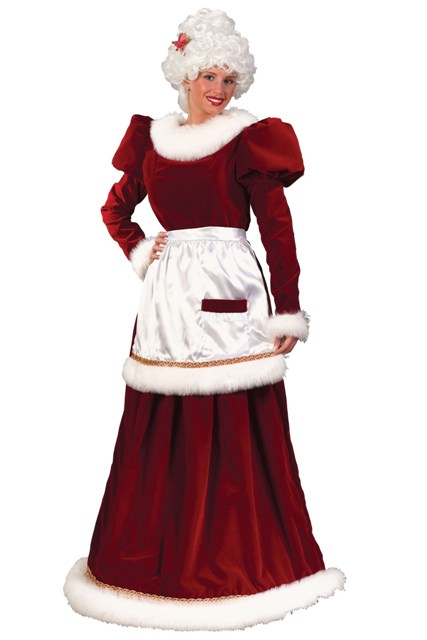 Pre-Fabricated Santa Claus Costumes and Accessories b2d5dd4fe