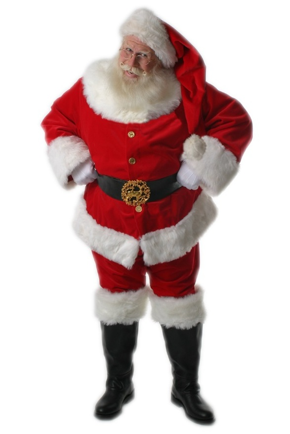 custom santa suits and mrs claus - Santa Claus Santa